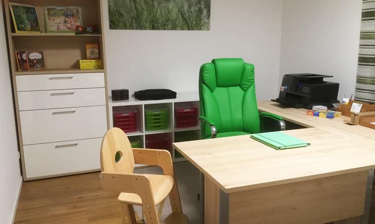 Büro von Logopädie Kattler bei Straubing